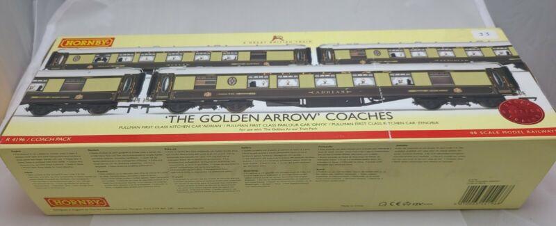Hornby R 4196 Golden Arrow Pullman add on 3 coach pack