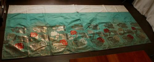 Japanese temple fabric .20 th century AA6