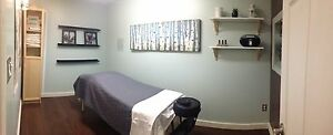 Treatment Room Massage Therapy Space