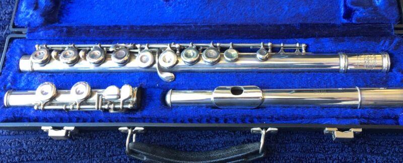 haynes flute Low C Sterling