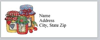 Personalized Address Labels Primitive Country Jams Buy 3 get 1 free (bx 381)