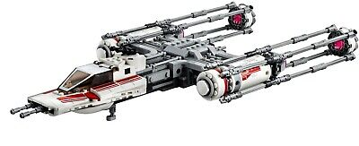 LEGO Star Wars Resistance Y-Wing Starfighter (75249) NO MINIFIGURES
