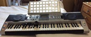 61 key Electronic keyboard with power lead works A1 Maroubra Eastern Suburbs Preview