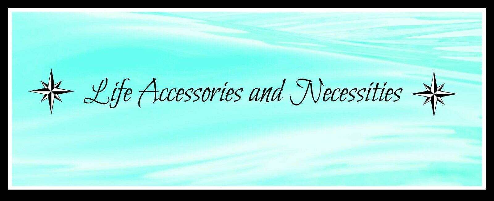 life accessories and necessities
