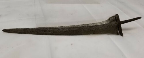 Antique Fine Early Keris Kris Indonesian Philippines Sword Dagger Blade
