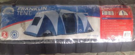 Spinifex Franklin Tent & FRANKLIN TENT #130153 | Camping u0026 Hiking | Gumtree Australia ...