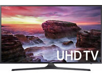"Brand New Samsung MU6290 Series 55"" Inches Smart Ultra 4K HD LED TV with HDR - Black"