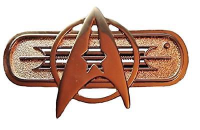 Star Trek Movie Federation Uniform Chest Deluxe Communicator 3