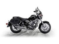 *Brand New* 17 Plate: Keeway Superlight 125cc. Warranty. Free Delivery. Main Dealer: 27-02