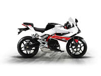 Hyosung GD250R 250cc Super Sport Motorcycle available on Flexible Payment Terms - Save £500 Off RRP