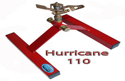 34 Roof Fire Sprinkler 110 Spray Home Wildfire Water Pump System Code3 Water