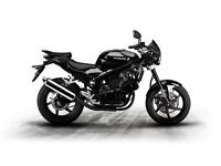 *Brand New* 2016 pre-registered: Hyosung GT 125 P . Warranty, Free delivery, Part-Ex
