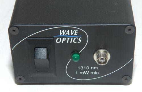 1) WAVE OPTICS 1310nm 1mW LASER SOURCE