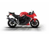 *Brand New* 2016 pre-registered: GT 650 Rc. Warranty, Free delivery, Part-Ex: 12-03
