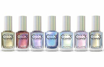 """Color Club """"Halo Hues"""" Nail Lacquer Polish Collection Choose Your Shade!"""