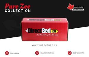 The Best Canadian made value luxury mattresses, 50% less than retail! Cut out the middleman and buy direct from factory!