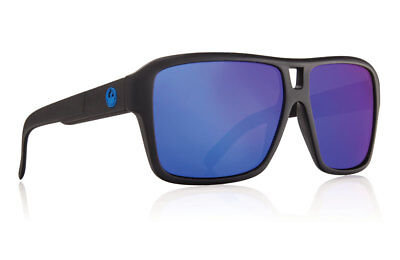 Dragon THE JAM H2O Matte Black w/ Blue Ion Polarised 25901-044 - Free Exp. Post