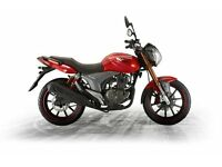 *Brand New* 17 Plate: Keeway RKV 125cc Warranty. Free Delivery. Main Dealer: