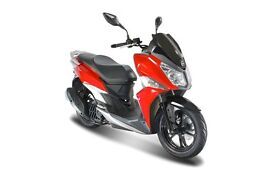 *Brand New* 2017 Plate Sym Jet 14 125cc. Warranty. Free Local Delivery. Main Dealer: