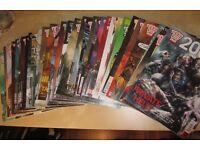 2000 AD Comics. Numbers 1874 - 1923 (49 Comics + 1 special)