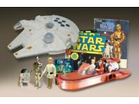 Wanted: Vintage Toys from the 70s and 80s Star Wars He Man TMNT Transformers Best Price Guaranteed