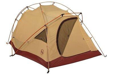 Big Agnes Battle Mountain 2 Tent - 2 Person Winter Camping 4 Season 2 Doors