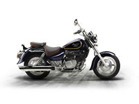 Hyosung GV250 CN 250cc Retro Custom Cruiser - Very Low Mileage! Available on finance from £30 P/M!