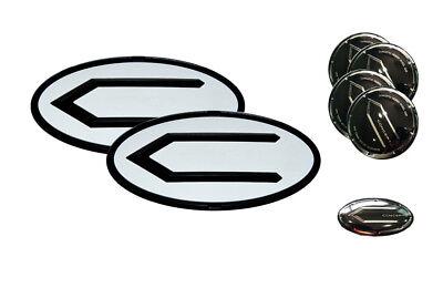 Fit: KIA 2017+ All New Sportage QL 3D Concepto Emblem Badge WBS Set 3pc