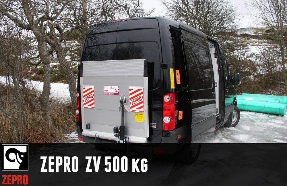 Zepro 2011 tailift 500kgs tail lift ideal Mercedes sprinter vw crafter transit iveco etc