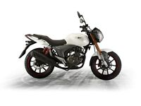 *Brand New* 17 Plate: Keeway RKV 125cc Warranty. Free Delivery. Main Dealer: 12-03