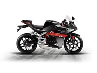 *Brand New* 17 plate Hyosung GD 250cc R. Warranty, Free delivery, Part-Ex