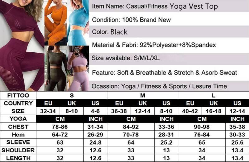 Damen Sport-BH Padded Yoga Bra Komfort Bustier Nahtlos Seamless Push Up Crop Top
