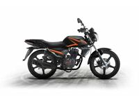 *Brand New* 17 Plate: Keeway-RKV Sport 125Warranty. Free Local Delivery. Main Dealer: 25-05