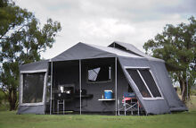 Ecomate explorer Series 3 Hard Floor Camper Trailers North Ward Townsville City Preview