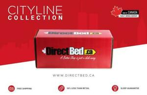 Best Value Canadian Made Mattresses from $69, cut out the middleman! Insane Value directly from factory, buy now!