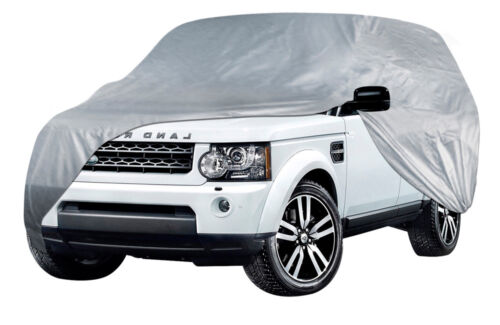 Car Parts - Car Truck SUV  Cover Snow Ice Dirt Dust Protector Sun Shield New w/ Hook