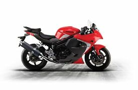 *Brand New* 2016 pre-registered: GT 650 Rc 2017. Warranty, Free delivery, Part-Ex 27-02