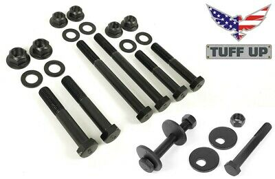 Complete Lower Control Arm Hardware Kit For 03-09 Dodge Ram 4x4 12.9 Grade Bolts
