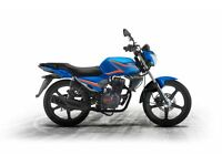 *Brand New* 17 Plate: Keeway RK 125cc Warranty. Free Local Delivery. Main Dealer: 25-05