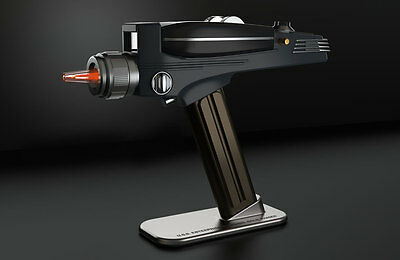Wand Company Star Trek Original Series Kirk Phaser Universal Remote Control New