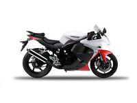 *Brand New* 17 plate Hyosung GT 125 R . Warranty, Free delivery, Part-Ex. 21-02