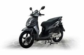 *Brand New* 2017 Plate. SymSymphony SR 125- 5yr Warranty. Free Local Delivery. Main Dealer: 23-05