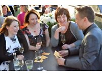 FREE (wedding, restaurant) MAGICIAN for CHARITY events/parties, INSURED, member of Equity & IBofM
