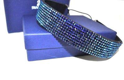 Swarovski Haar (WEIHNACHTSGESCHENK Original SWAROVSKI Haarreif Armband Halsband Collier Kette)