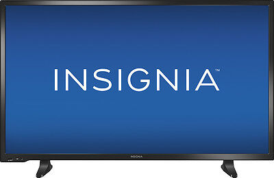 "Insignia- 39"" Class (38.5"" Diag.) - LED - 720p - HDTV - Black"