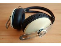 Sennheiser Momentum Over Ear Ivory (Complete Package) Excellent Condition