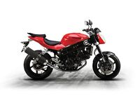 *Brand New* 2016 pre-registered: Hyosung GT 650 P. Warranty, Free delivery, Part-Ex27-02