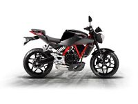 2016 pre-registered Hyosung GD 250 N Pre-Regc. Warranty, Free delivery, Part-Ex: