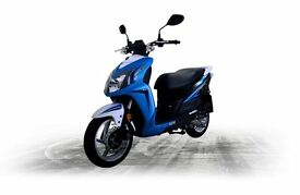 *Brand New* 17 Plate Sym Jet 4 R 50cc. Warranty. Free Delivery. Main Dealer.
