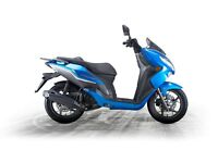 *Brand New* 17 Plate Keeway Cityblade 125cc. Warranty. Free Delivery. Main Dealer